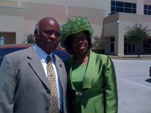 Elder Ebed and Evangelist Alfreda Evans, Sr.